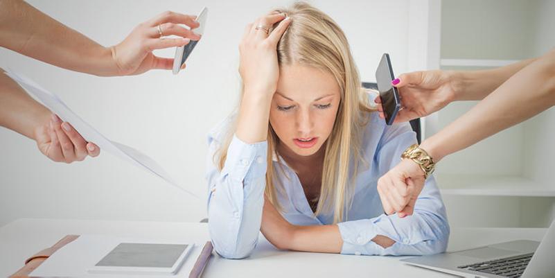 El estrés y los malignos – Por Jaime Calderón H