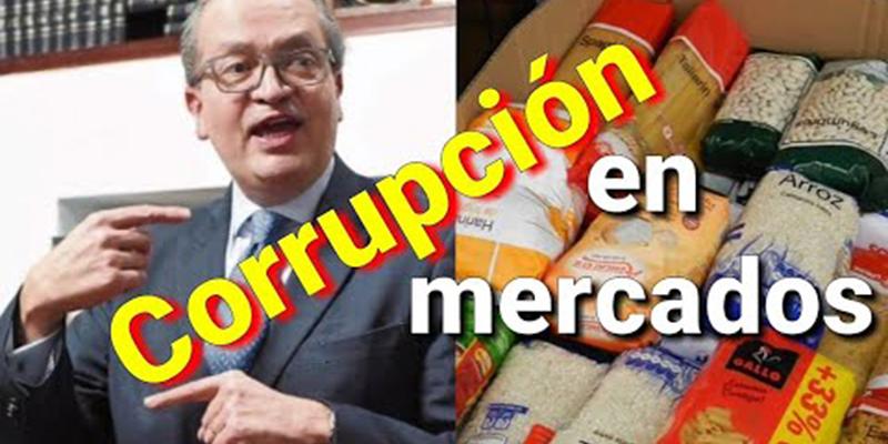 Ni el coronavirus aplana la curva de la corrupción – Por: Daniel González