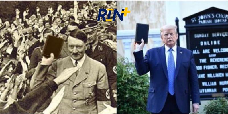 ¿Es Trump una mala copia de Hitler? – Por: Juan Manuel López C