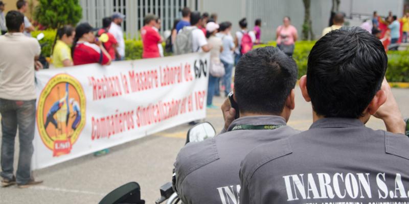 El inevitable aumento de la protesta laboral – Por: Edwin Palma E