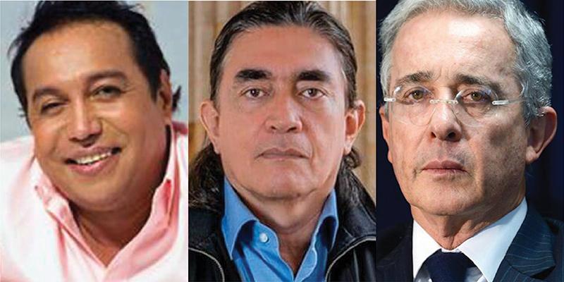 Gustavo Bolívar explica por qué comparó a Uribe con Diomedes Díaz