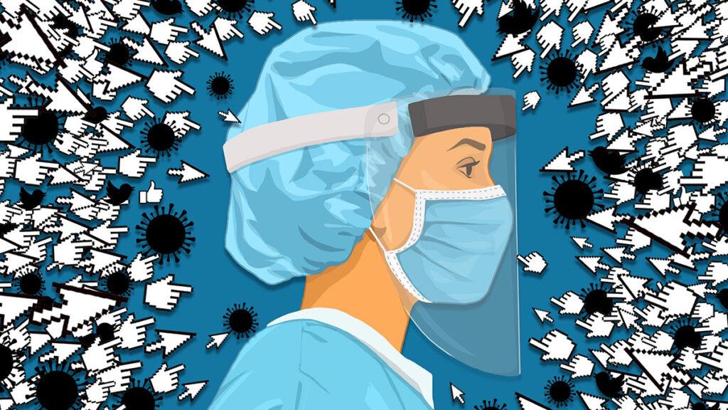 'Pero lo vi en Facebook': los engaños están dificultando el trabajo de los médicos - Por Seema Yasmin y Craig Spencer