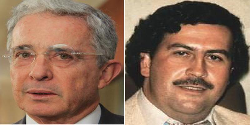 Uribe, como Escobar, quiere arrodillar al país – (Por: Jorge Gómez Pinilla)