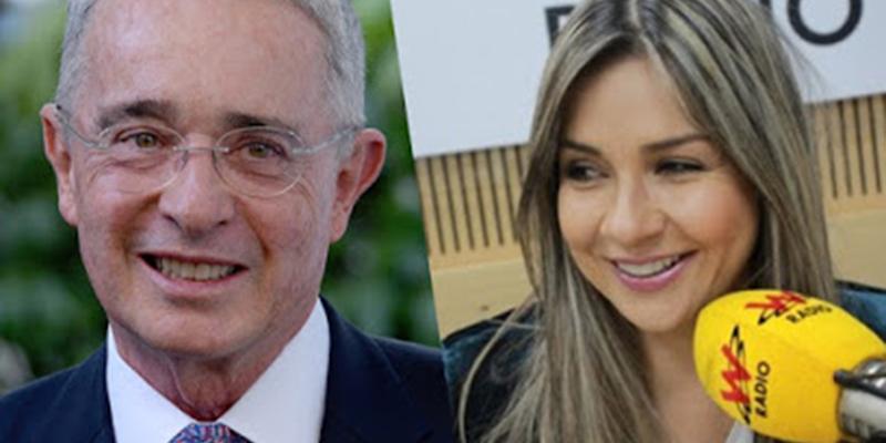 """Uribe y Vicky coinciden: """"Colombia no saldrá de la violencia"""" (Por: Jorge Gómez Pinilla)"""