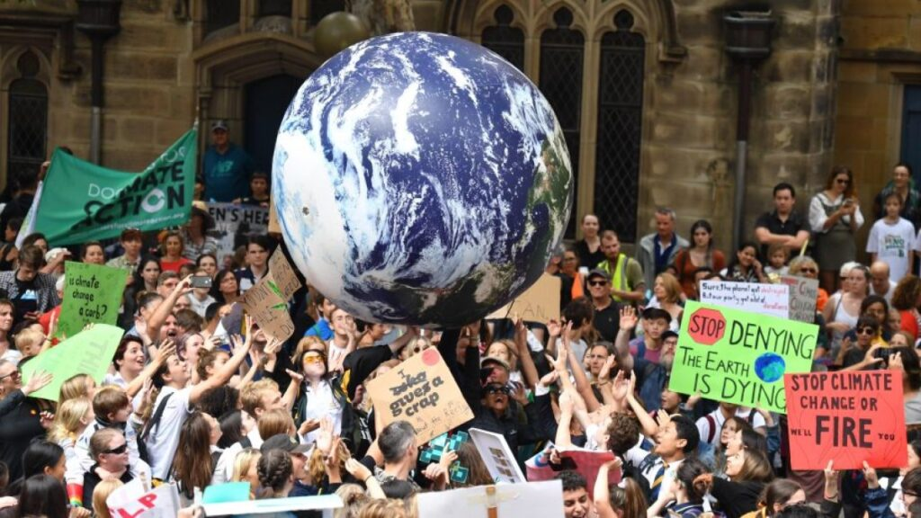 Huelga por el planeta – Por: Darío Echeverry Jr