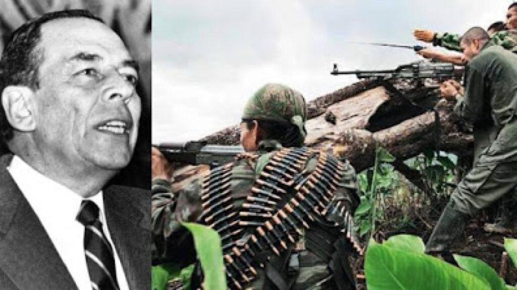Las Farc y el asesinato de Álvaro Gómez: ahí hay gato encerrado - Por: Jorge Gómez Pinilla