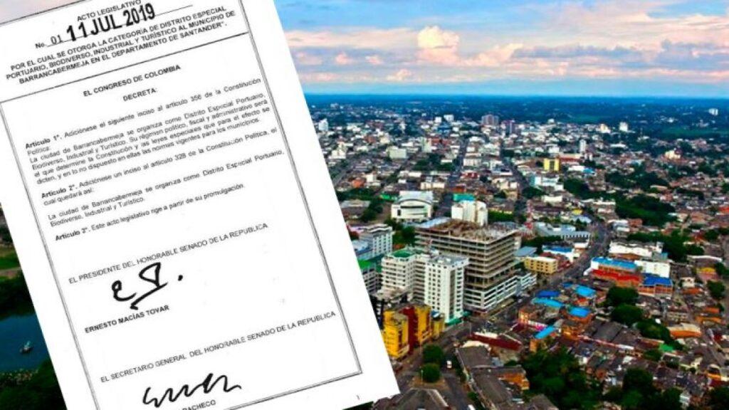 Promover el Distrito – Editorial El Medio Magdalena