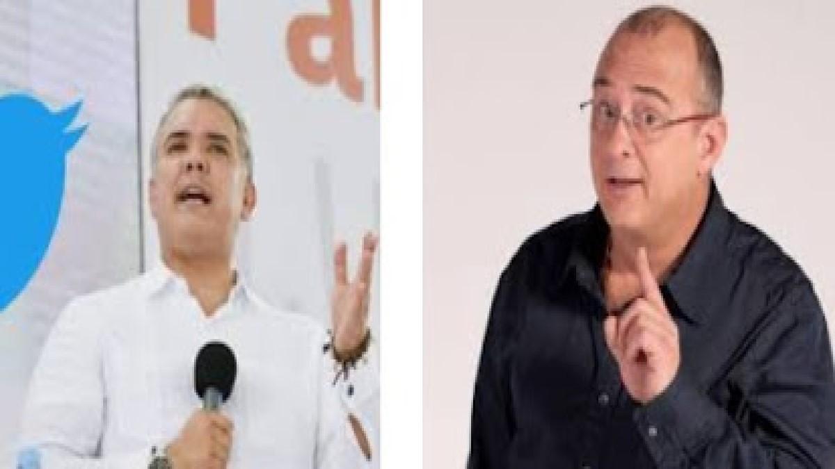 Iván Duque Márquez, el mamarracho – Por: Jorge Gómez Pinilla