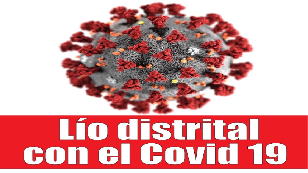 Lío distrital con el Covid 19 – Editorial El Medio Magdalena