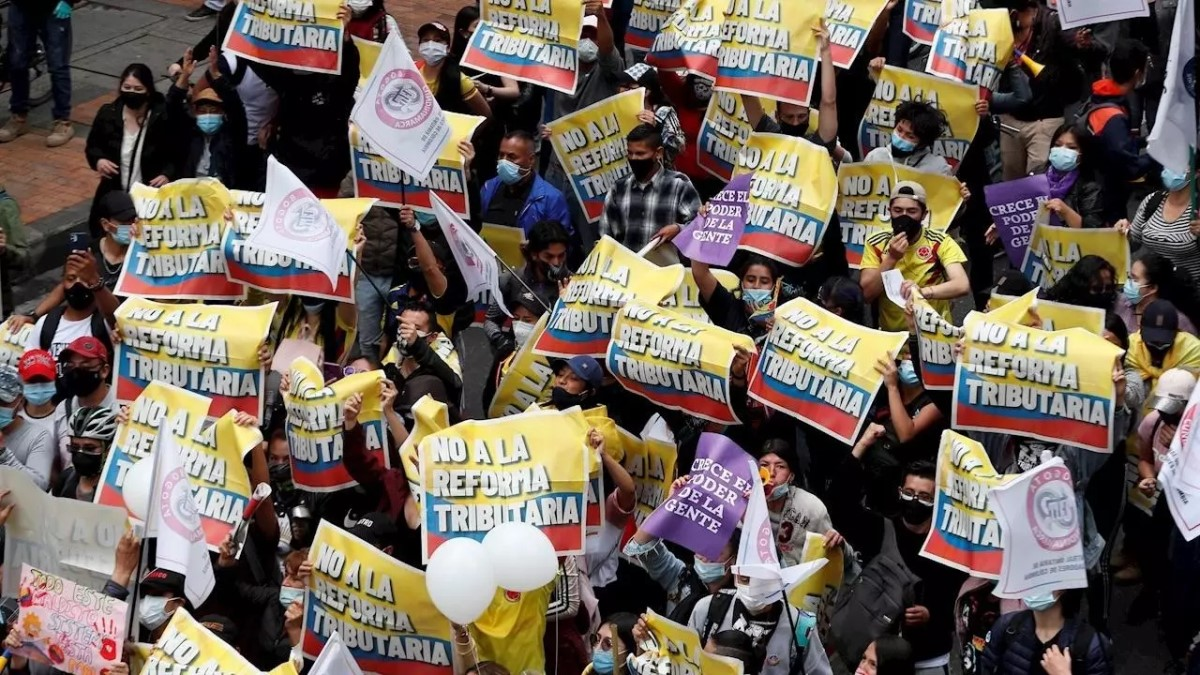 El triunfo de la protesta – Por: Darío Echeverry Jr