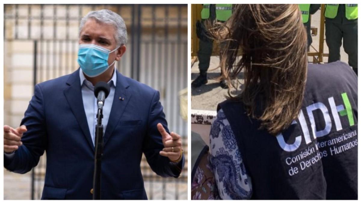 El presidente Duque no quiere negociar – Por: Cecilia López M
