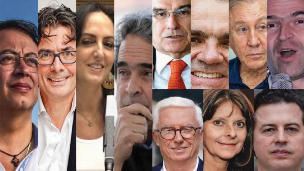 Análisis de la realidad electoral al día de hoy en Colombia – Por: Roberto Mazzini