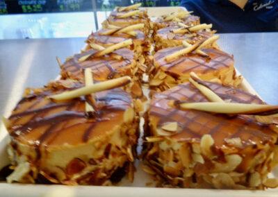 Caramel Macchiato Cake