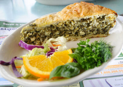 OK -Greek Spinach Pie