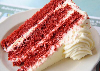 OK - Red Velvet Cake