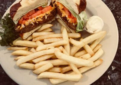 OK - The Beyond Burger