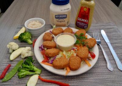 Vegan Chik'in Nuggets