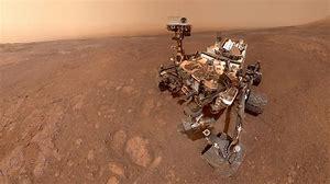 Martian Eclipse Cast Shadow over Curiosity