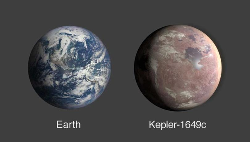 New Earth-sized Exoplanet Discovered in Kepler Data