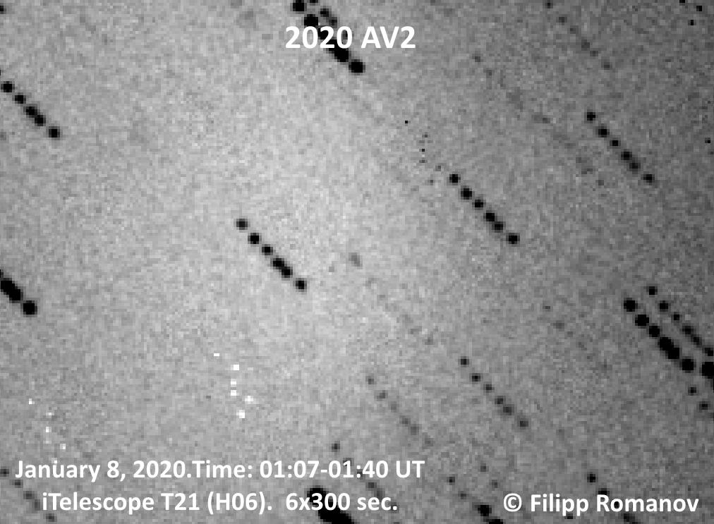 Asteroid Entire Inside Orbit of Venus