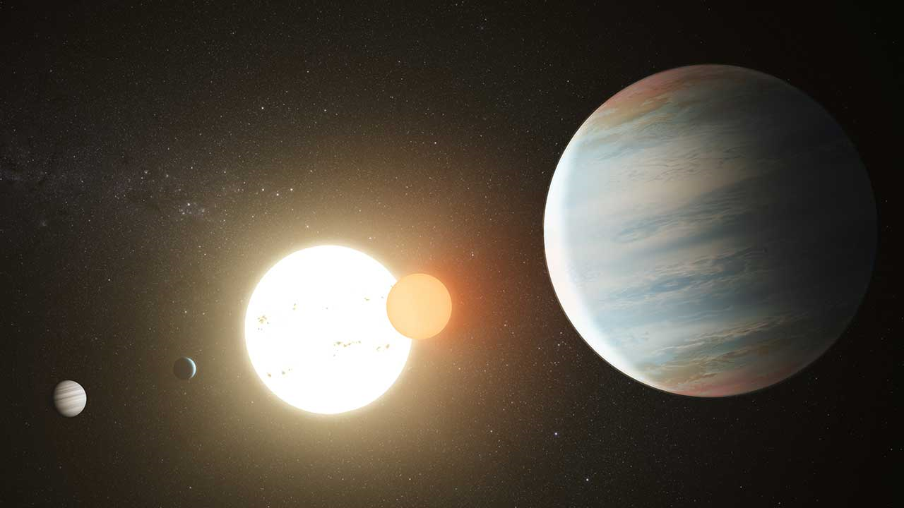 Third Planet Discovered in Kepler-47 System