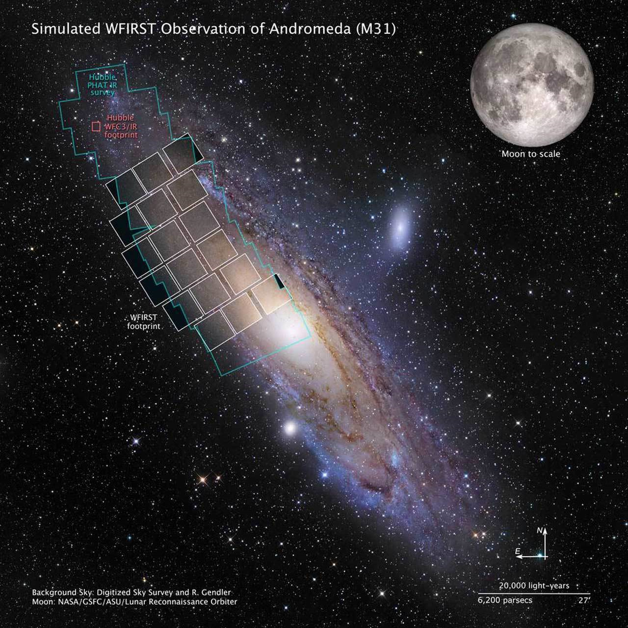 Wide Field Infrared Survey Telescope Approved by NASA