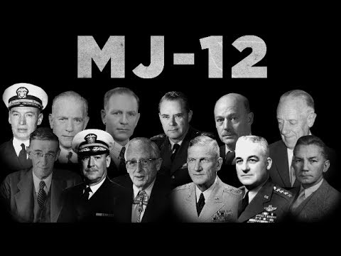 Majestic-12 Files Declassified by FBI (April 3 2020)