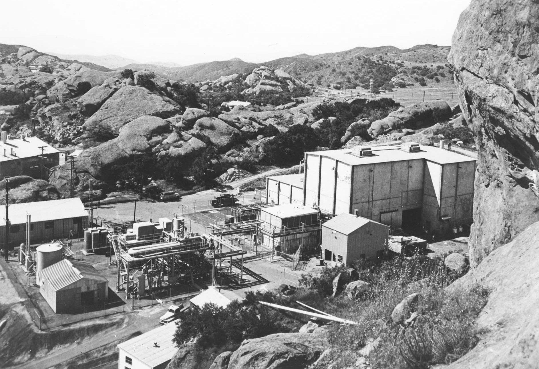 The Sodium Reactor Experiment