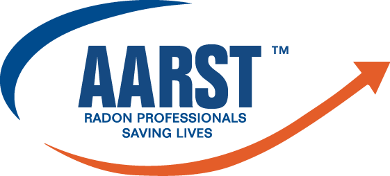 AARST badge