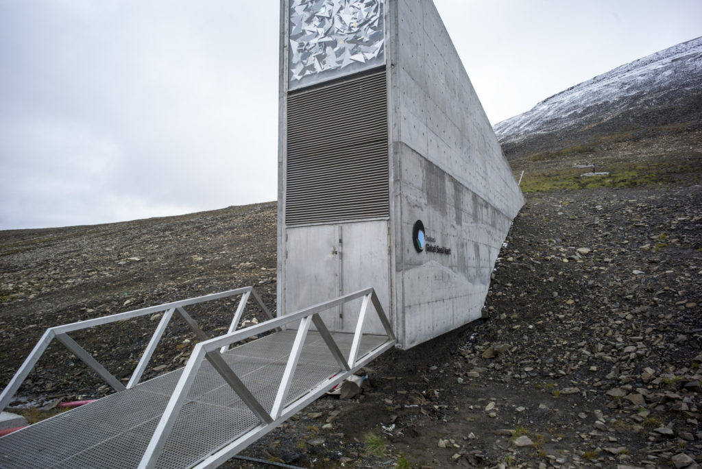 The Doomsday Seed Vault Earth Wise