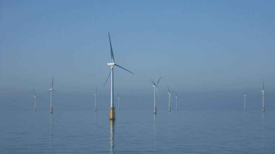 New England offshore wind