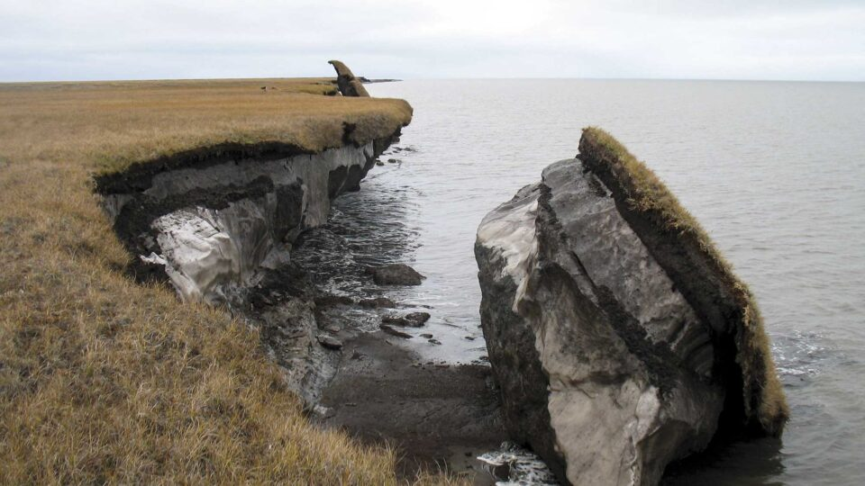 Thawing Permafrost Is Transforming the Arctic
