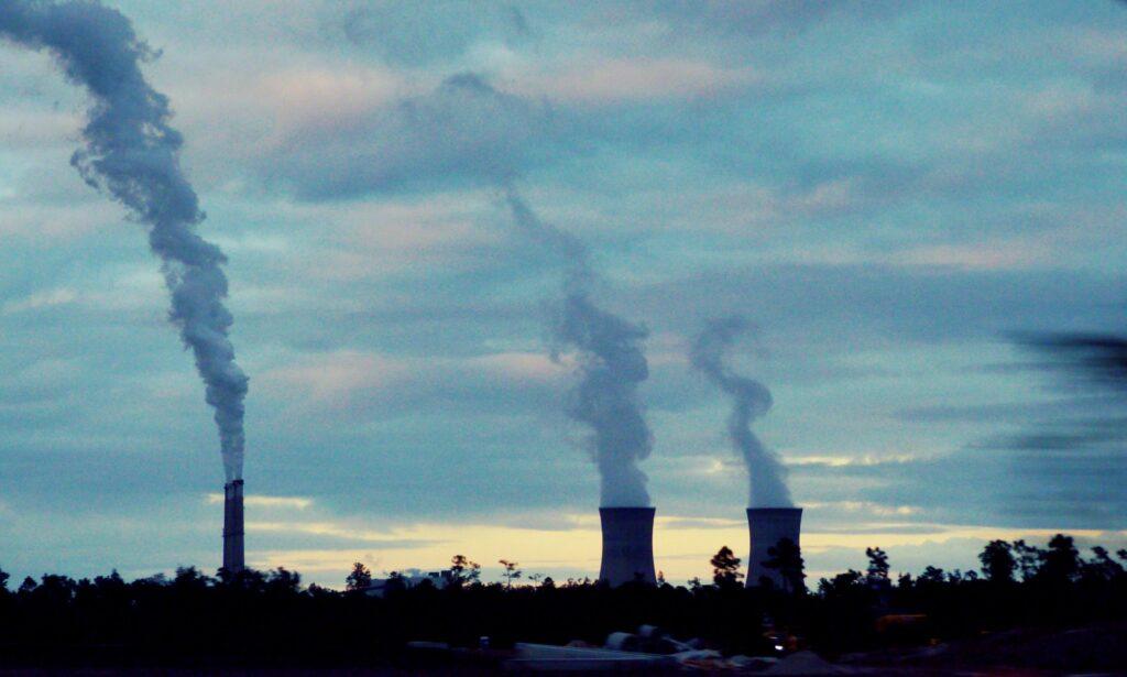 Recycling coal plants