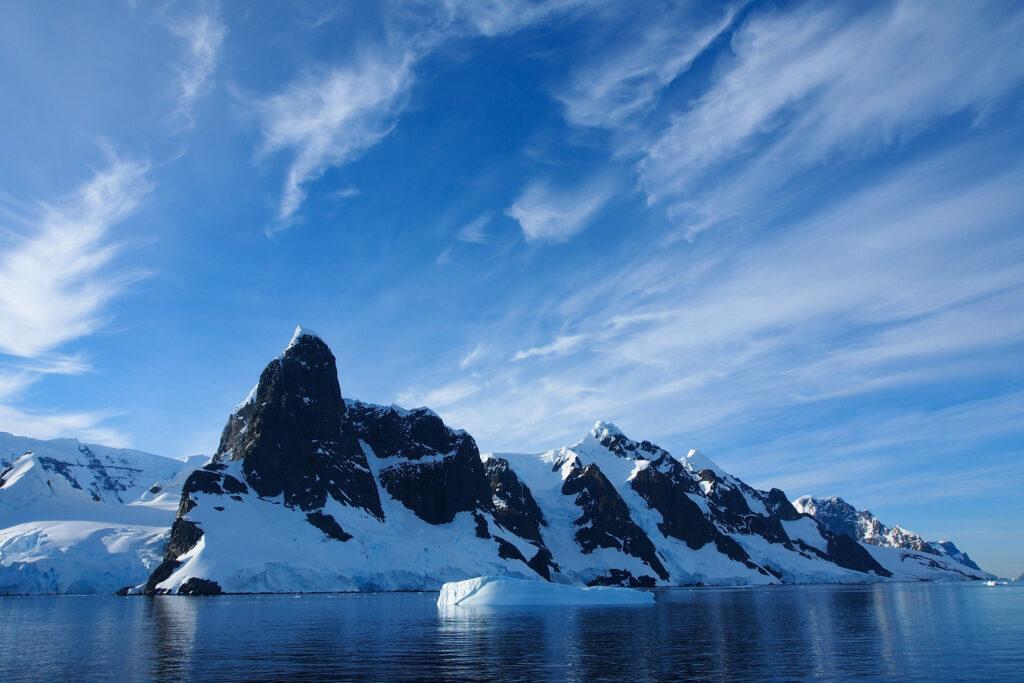 Extreme heat in Antarctica