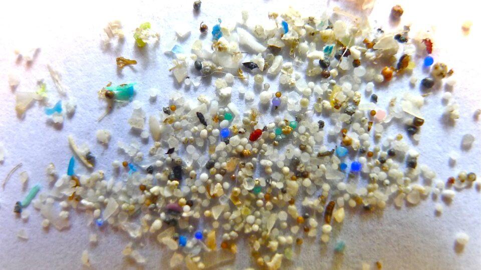 microplastics pollution