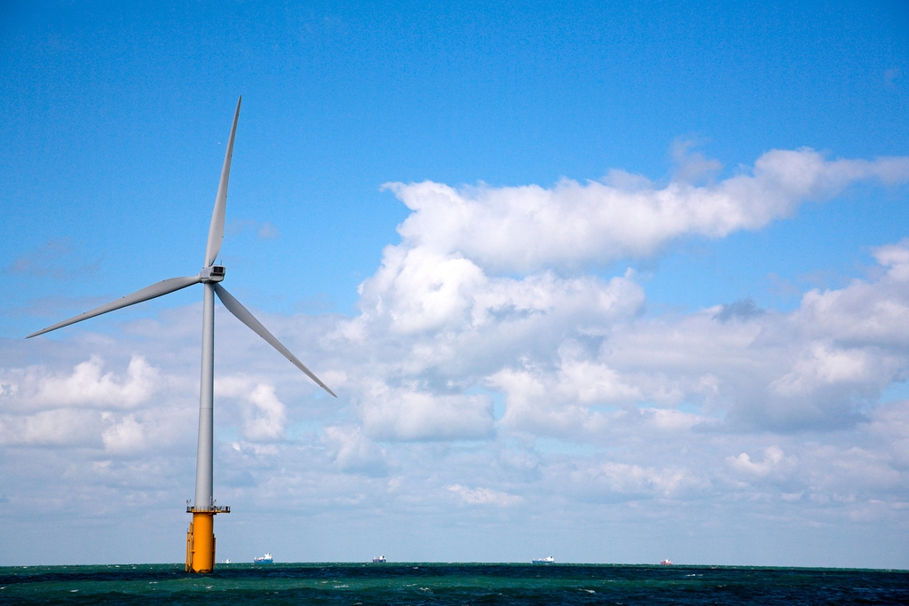 New Jersey commits to offshore wind