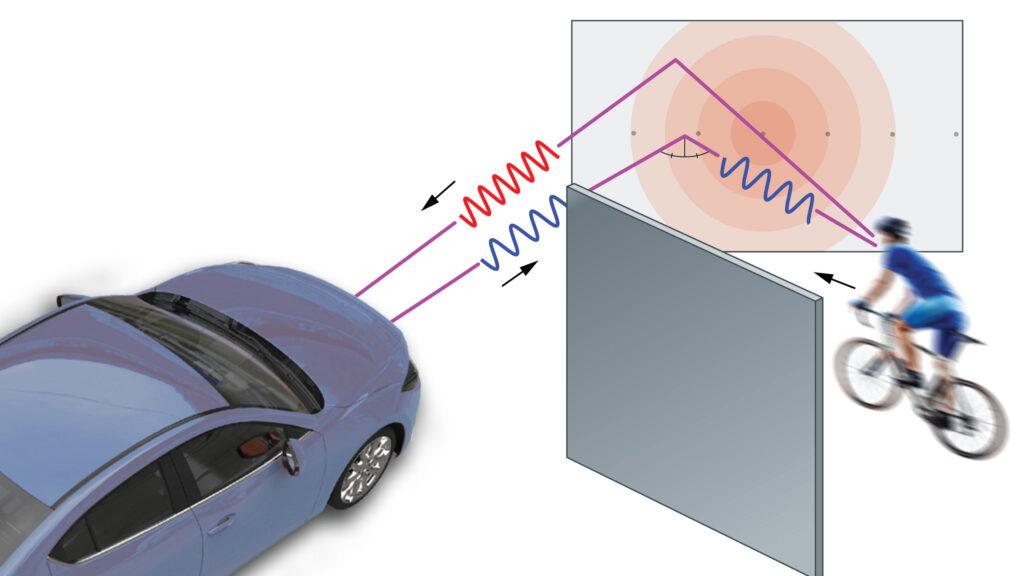 new radar technology for safer driving