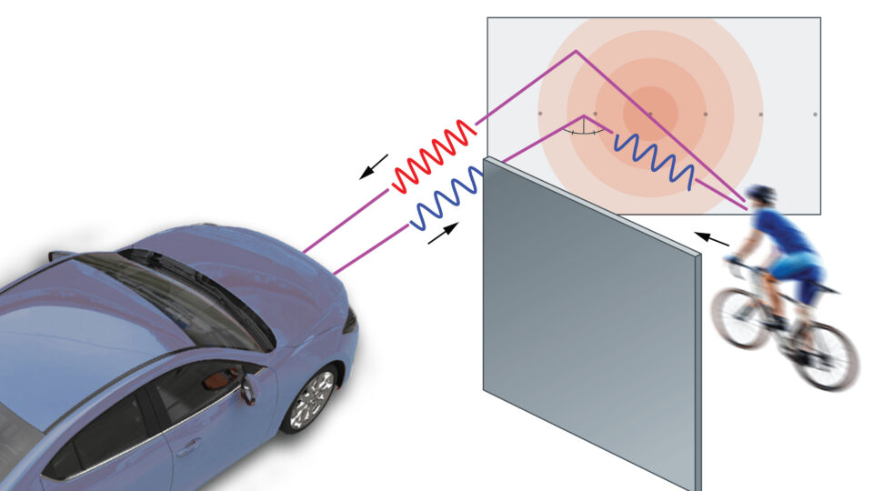new radar technology for safer driving