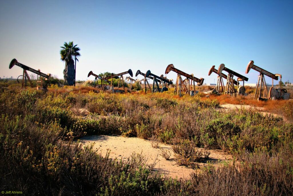 Abandoned oil wells are leaking methane