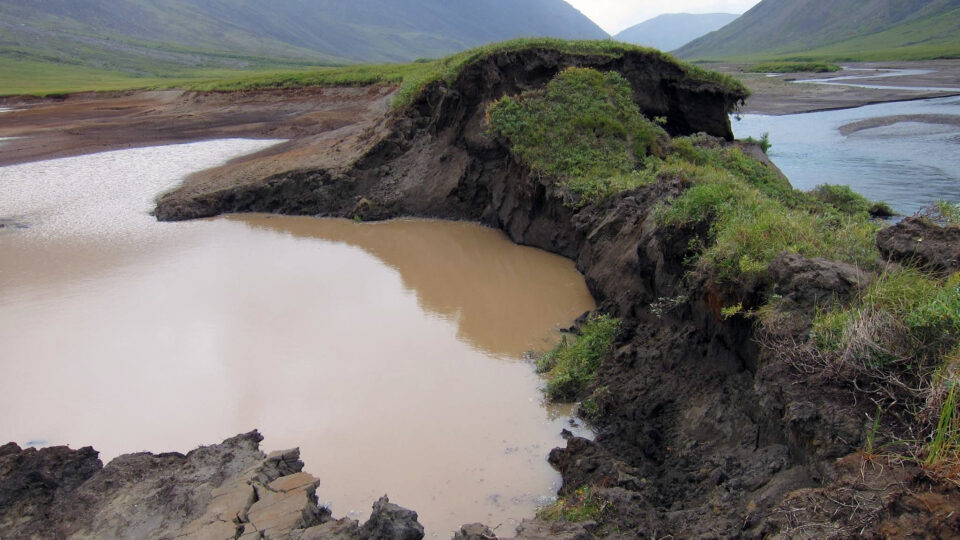 Climate models underestimate CO2 emissions from thawing permafrost
