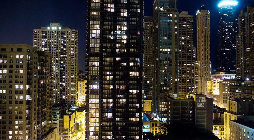 Light pollution has far reaching consequences