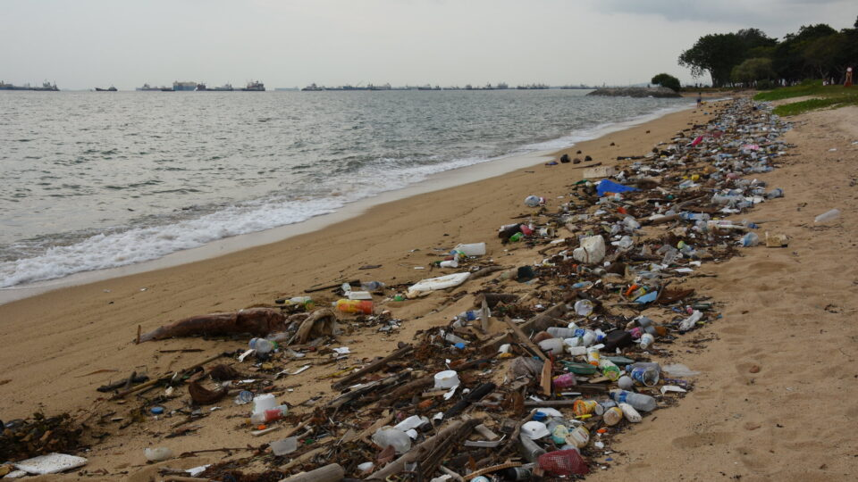 United States remains a top plastic polluter