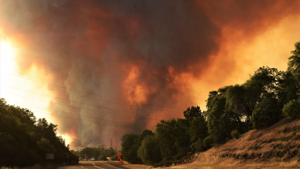 Wildfires threaten Superfund sites