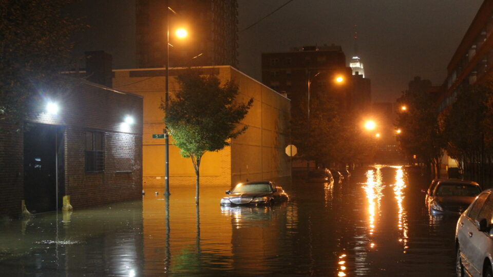 Climate change is worsening flooding
