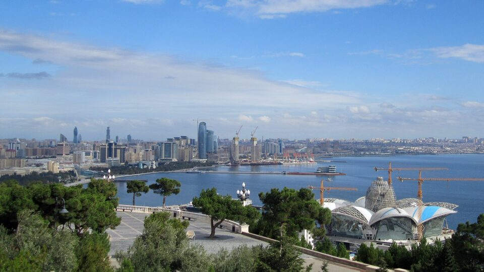Climate change will lower water levels in the Caspian Sea