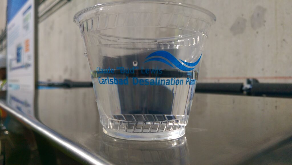 How to improve desalination