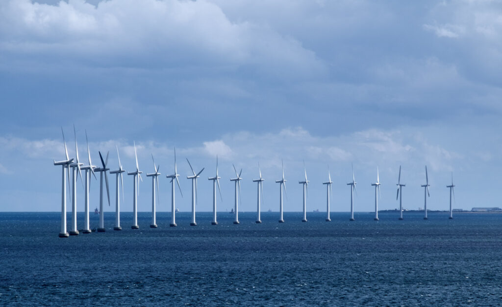 United States offshore wind is finally happening