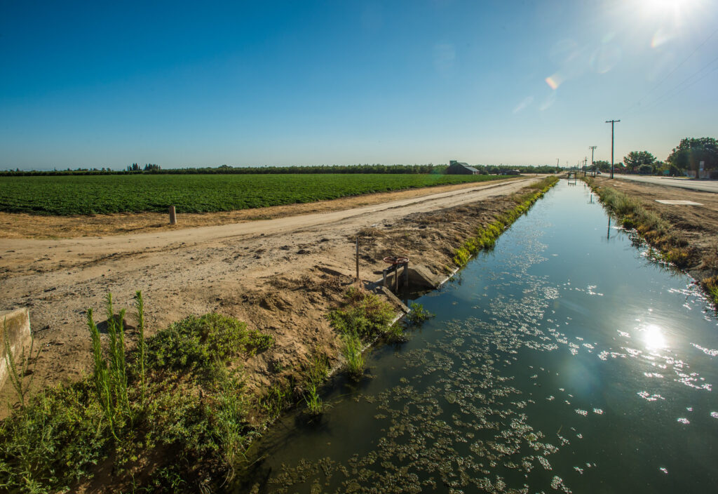 Covering California's aqueducts with solar panels could advance renewable energy and water conservation