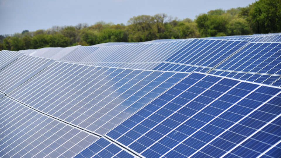 The cost of solar panels continues to decline