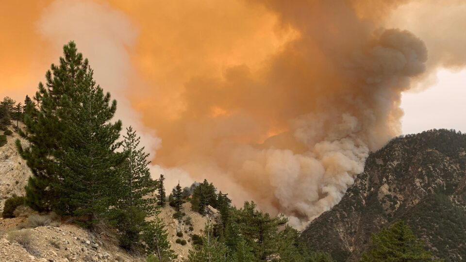 Drought conditions expected to cause worse fire season